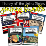 History of the United States {Growing Bundle}