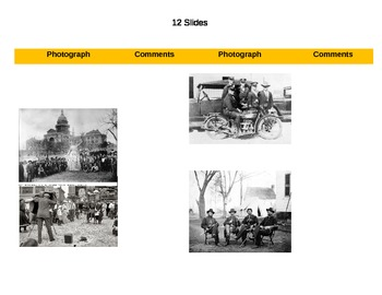 Social Studies - World War 2 - History pack  - 32 pages + 4 PPts