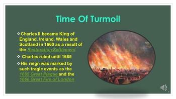 History's Heroes & Villains: King Charles II (1630–1685)