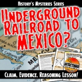 History's Mysteries: An Underground Railroad to Mexico? Cl
