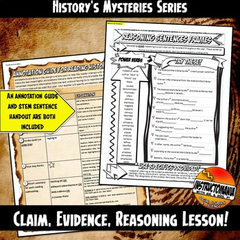 History's Mysteries: Was There A Children's Crusade? Claim & Evidence CER