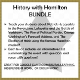 History with Hamilton BUNDLE