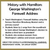 History with Hamilton: George Washington's Farewell Address