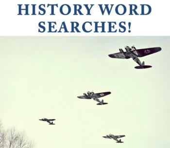 History word searches (10 random history topics)