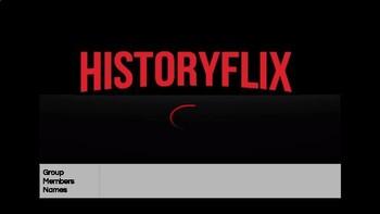Historyflix - World War II (Google Slides Version Included)