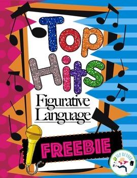 Figurative Language hits sample FREEBIE!