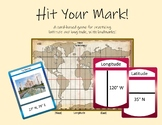 Hit Your Mark!  A Game about Landmarks and Coordinates