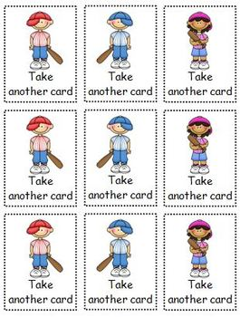 Hit a Home Run with Sight Words - Kindergarten and First Grade Word List