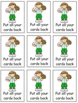 Hit a Home Run with Sight Words - Second Grade Word List