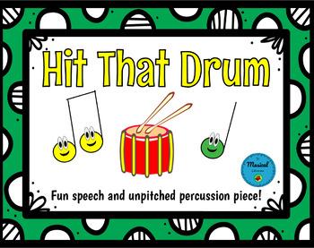 Hit that Drum