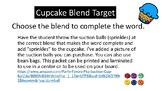Hit the Cupcake with blends