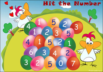 'ADDITION GAME' - Facts to 20 - Hit the Number - Heaps of Fun!!!