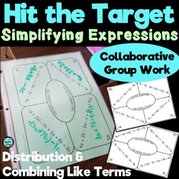 Hit the Target Simplifying Expressions