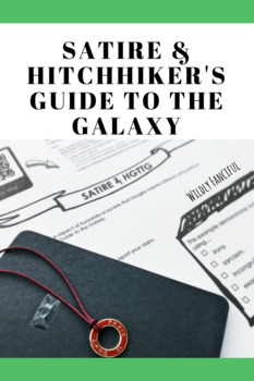 Hitchhiker's Guide to the Galaxy: Satire Term Review