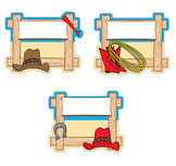 Hitching Post - Cowboy Western Themed Classroom Accent Pieces