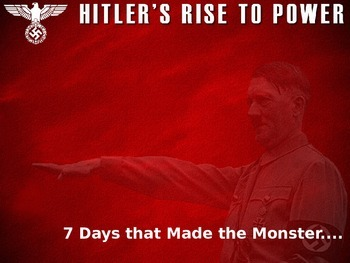 Hitler - 7 Days that Made the Monster