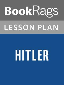 Hitler Lesson Plans