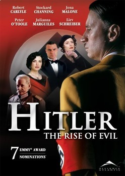 Hitler: The Rise of Evil Movie Viewing Worksheet -- Fill-in Activity