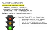 World War II: The Entire Collection  (250 Pages of Reading
