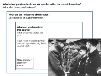 Hitler Youth Source Analysis Activity