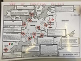 Hitler's Foreign Expansion - The Road to War - Interactive Group Activity