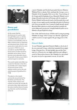 Hitler's Police State
