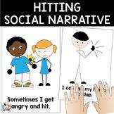 Social Story Hitting