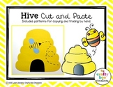 Hive Craft   Bee Craft Activity   Letter H Alphabet Activities
