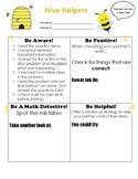 Hive Helpers: Cooperative Error Analysis