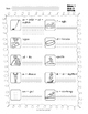 Hiver - Cahier d'exercices - Niveau 1