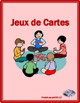 Hiver (Winter in French) games:  Concentration, Slap, Old