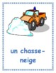 Hiver (Winter in French) Posters