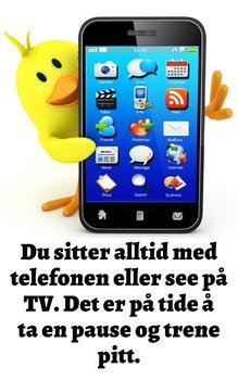 Hjerne fugl: Treningsmester (Norwegian Edition)