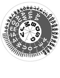 Hmong Word Blending Wheel