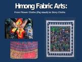 Hmong Story Cloths