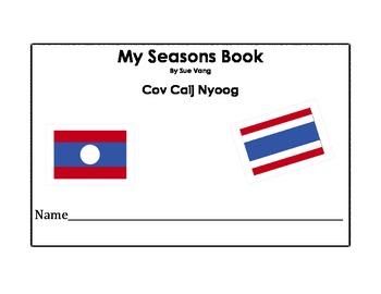 Hmong weather book caij nyoog