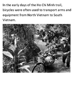 Ho Chi Minh Trail Word Search
