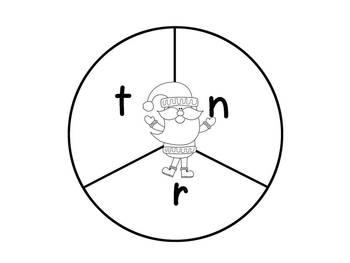 Ho-Ho Endings Literacy and Math Freebie