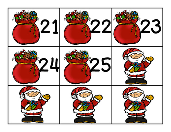 Ho, Ho, HO! - A Letter and Number Identification Game