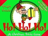 Ho! Ho! Ho!: A Christmas Trivia Game {Intermediate}