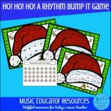 Rhythm Bump It Game Ho! Ho! Ho!