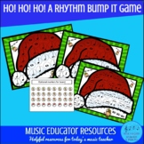 Ho! Ho! Ho! (A Rhythm Bump It Game)
