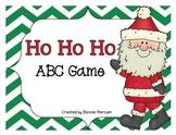 Ho Ho Ho ABC Game