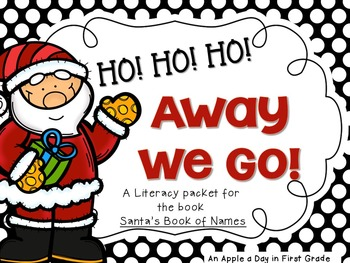 Ho! Ho! Ho!  Away We Go!