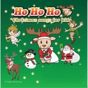 ho ho ho christmas songs for kids