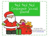 Ho! Ho! Ho! Initial Sounds Game!