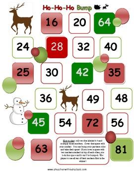 Ho-Ho-Ho Multiplication Bump