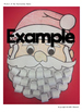 Ho Ho Ho Simple Addition Christmas Santa Claus Activity