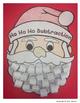 Ho Ho Ho Subtraction with Regrouping Christmas Santa Claus
