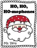 Ho, Ho, Ho-mophones